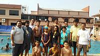 Swimming Competition May 2017