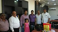 INAUGURATION OF NEWLY RENOVATED CARD ROOM